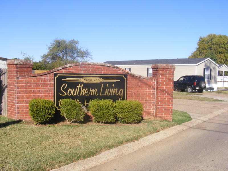 Southern Living Mobile Home Park Bossier City Louisiana 71111